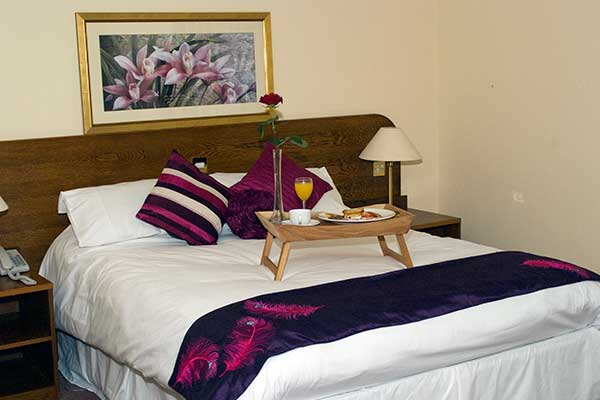 Double Room at the Charlemont Arms Hotel