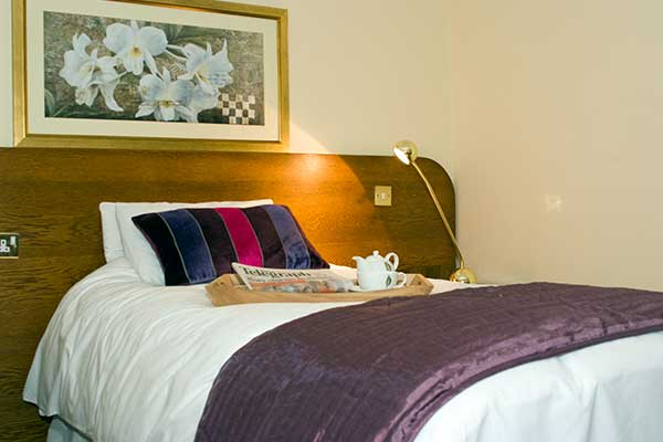 Single Room at The Charlemont Arms Hotel